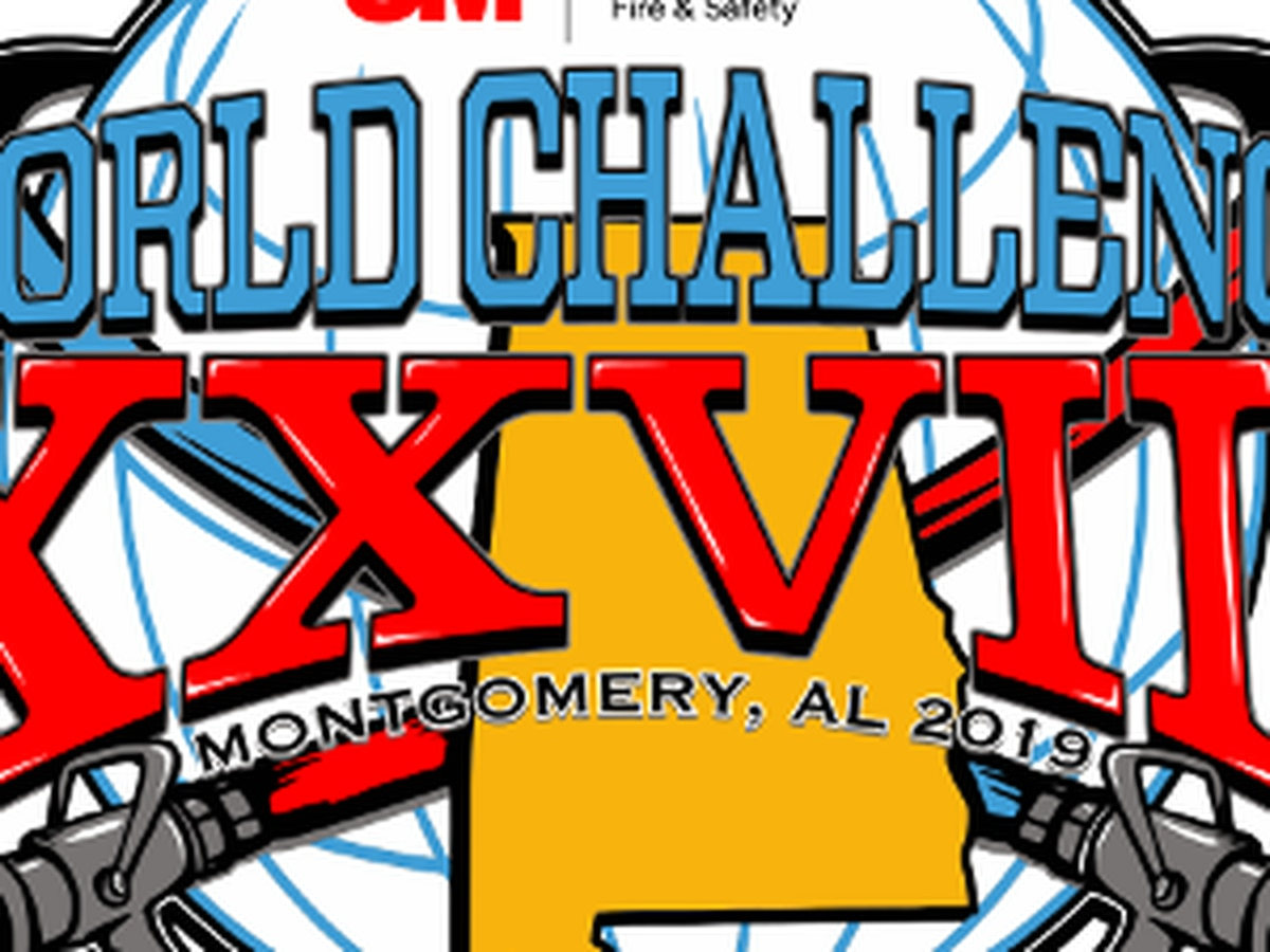 Montgomery set to host World Firefighter Challenge next week