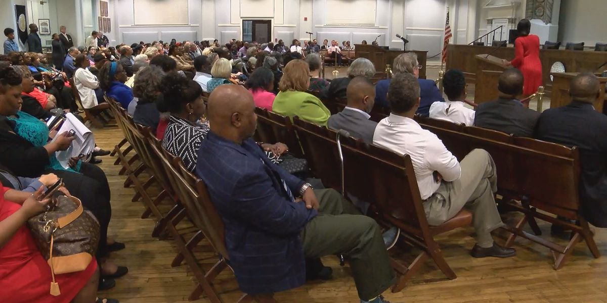 Montgomery Transition Team hears community feedback