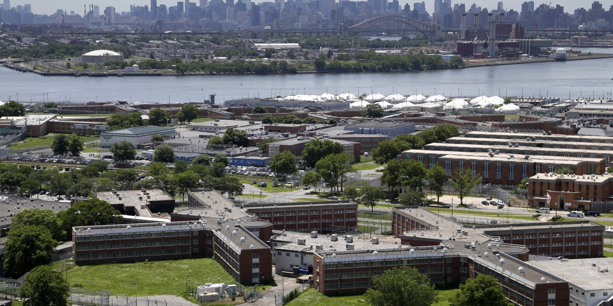 Plan to close notorious Rikers jail complex by 2026 approved
