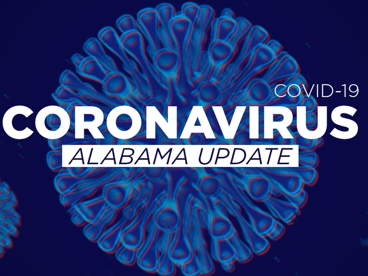 Alabama adds 2,295 new COVID-19 cases Monday