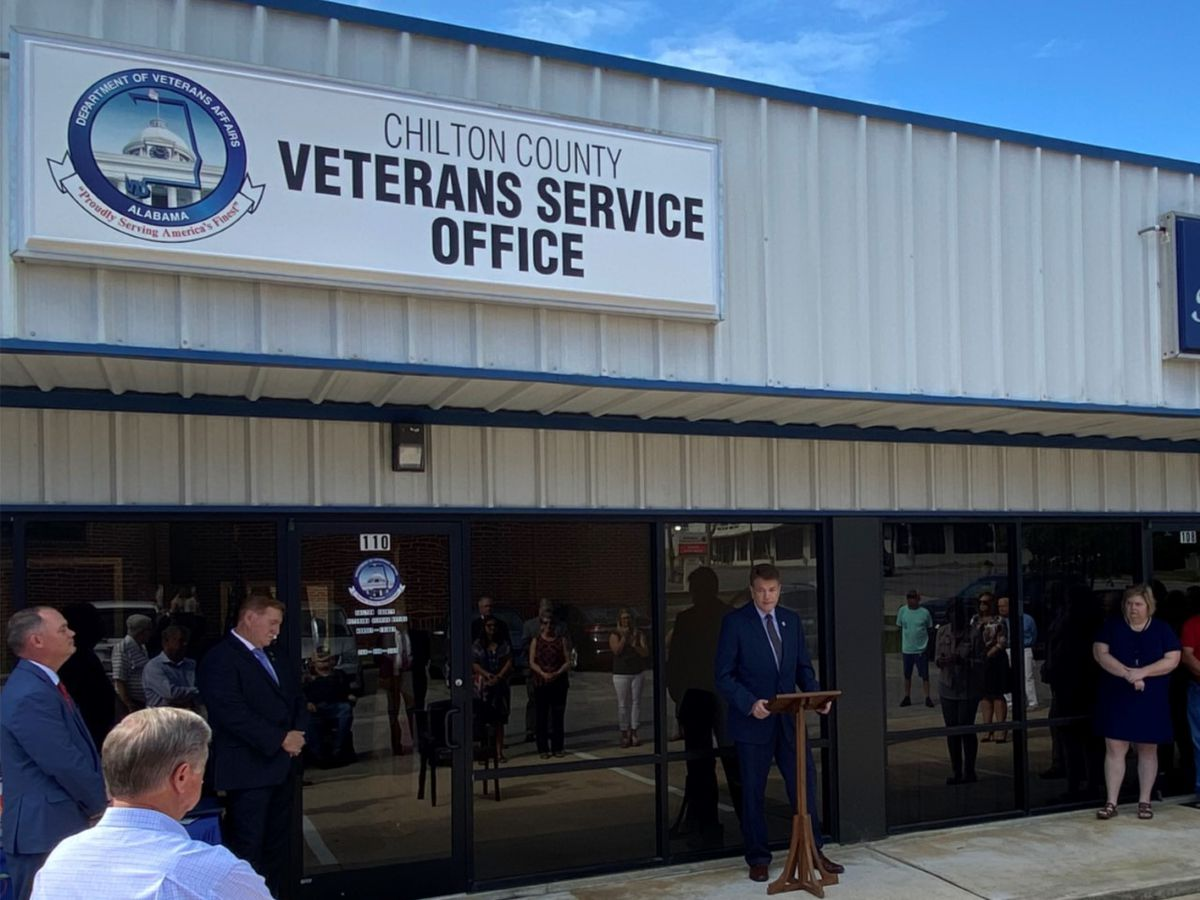 New veterans service office opens in Clanton