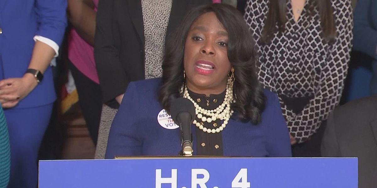 AL congresswoman lead sponsor in Dem's voting rights bill