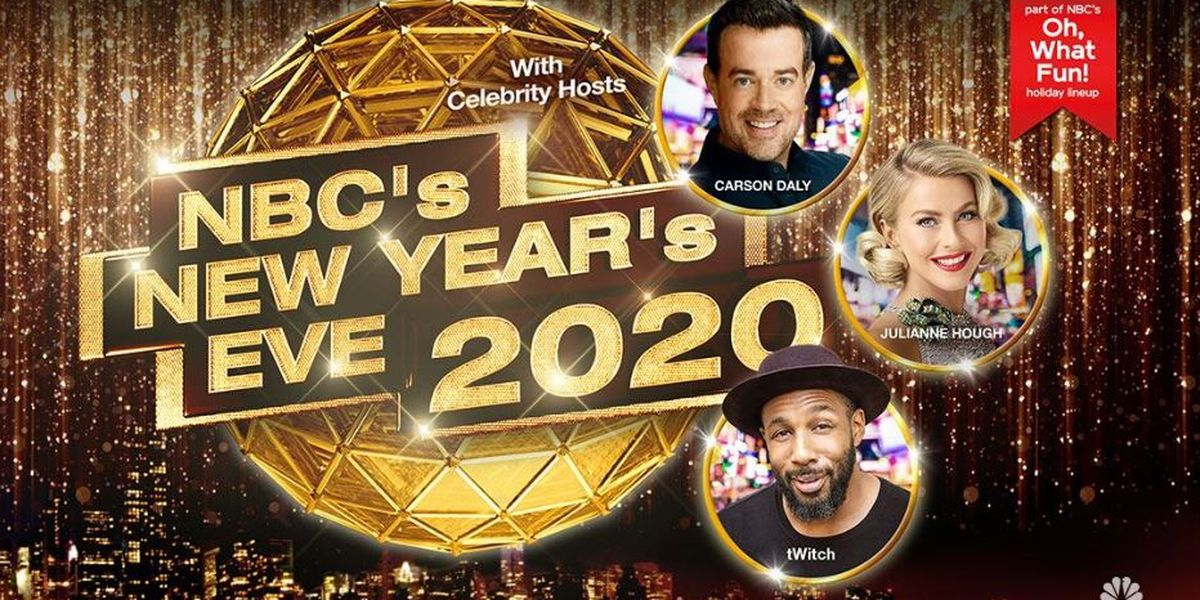 Montgomery Native Twitch Co Hosts Nbc S New Year S Eve Show