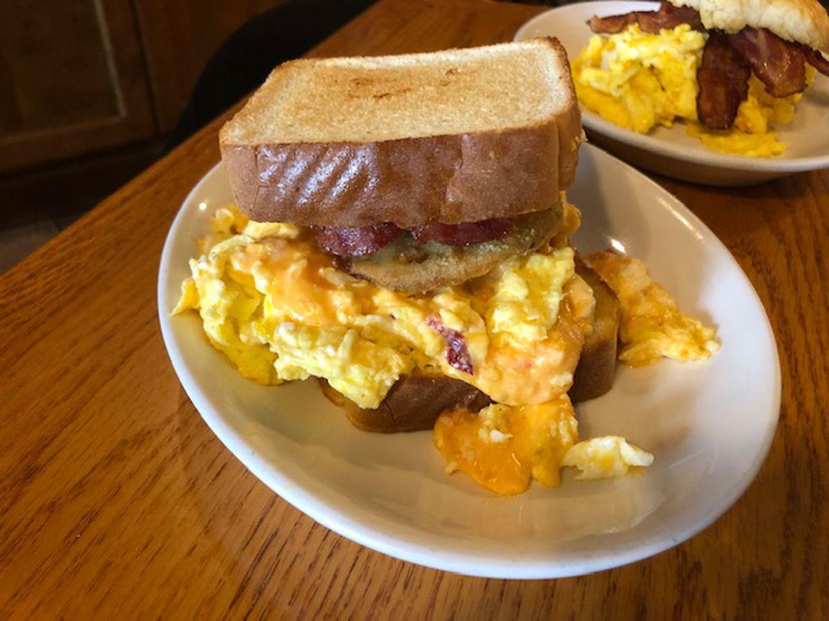 USA Today names 'Best Breakfast Sandwich' in Alabama