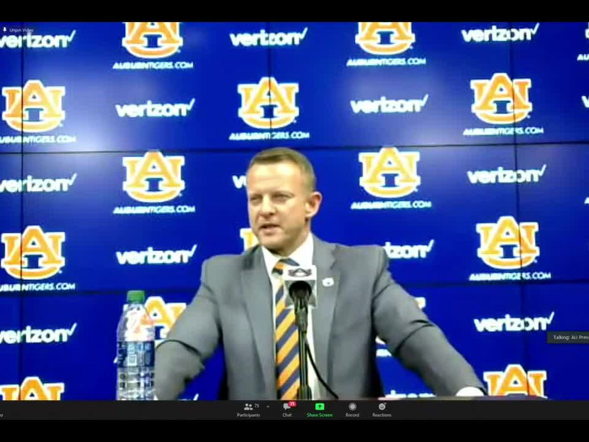 Bryan Harsin completes staff at Auburn