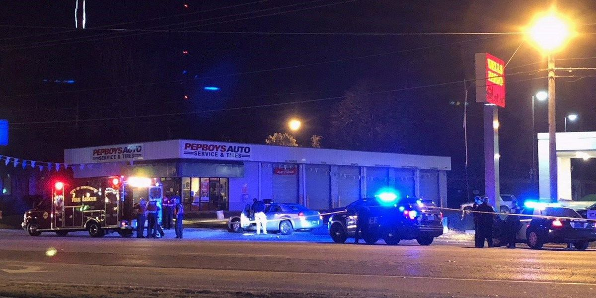 Man injured in midtown Montgomery shooting