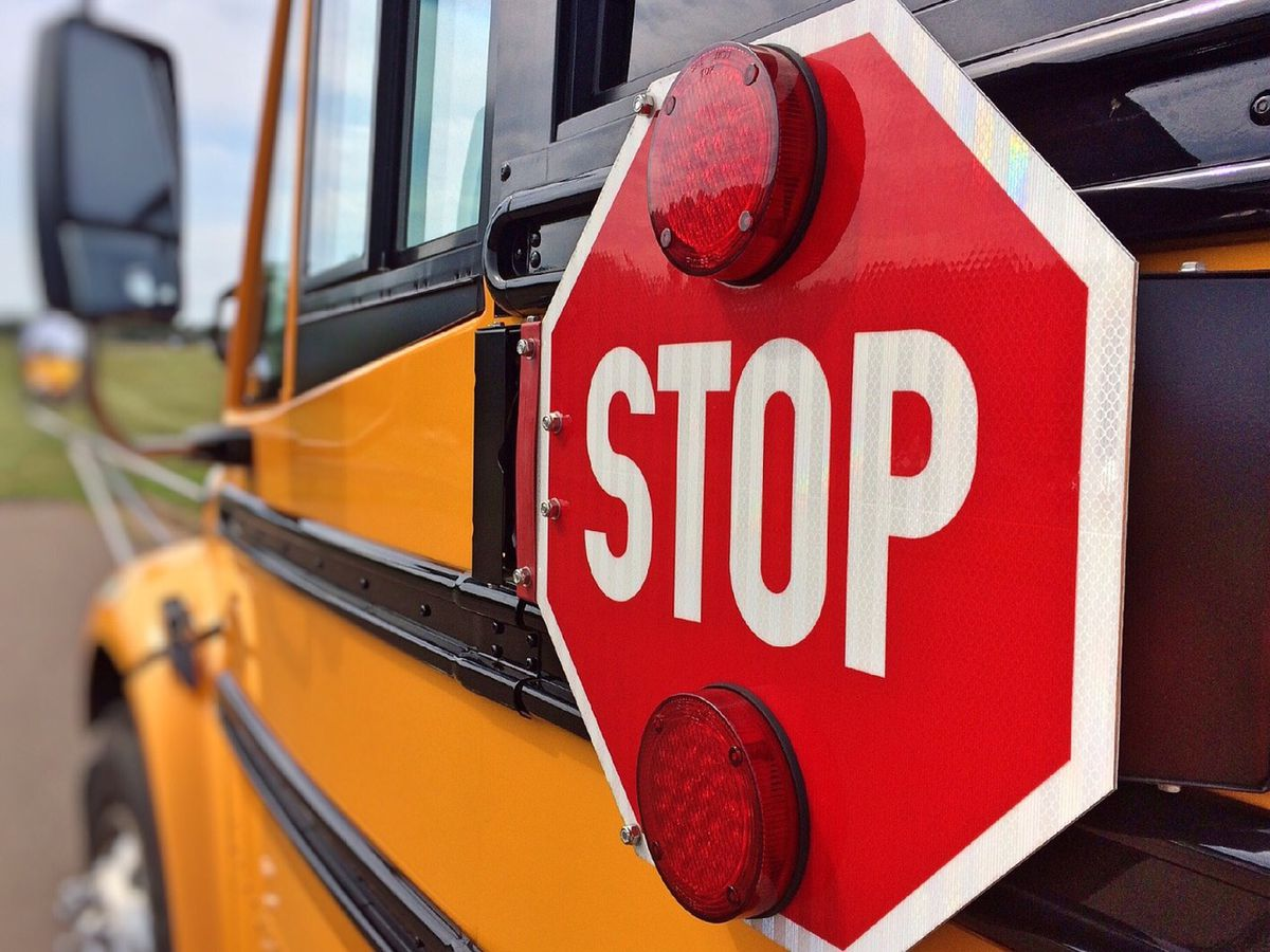 Birmingham high school student with special needs left on school bus for most of the school day