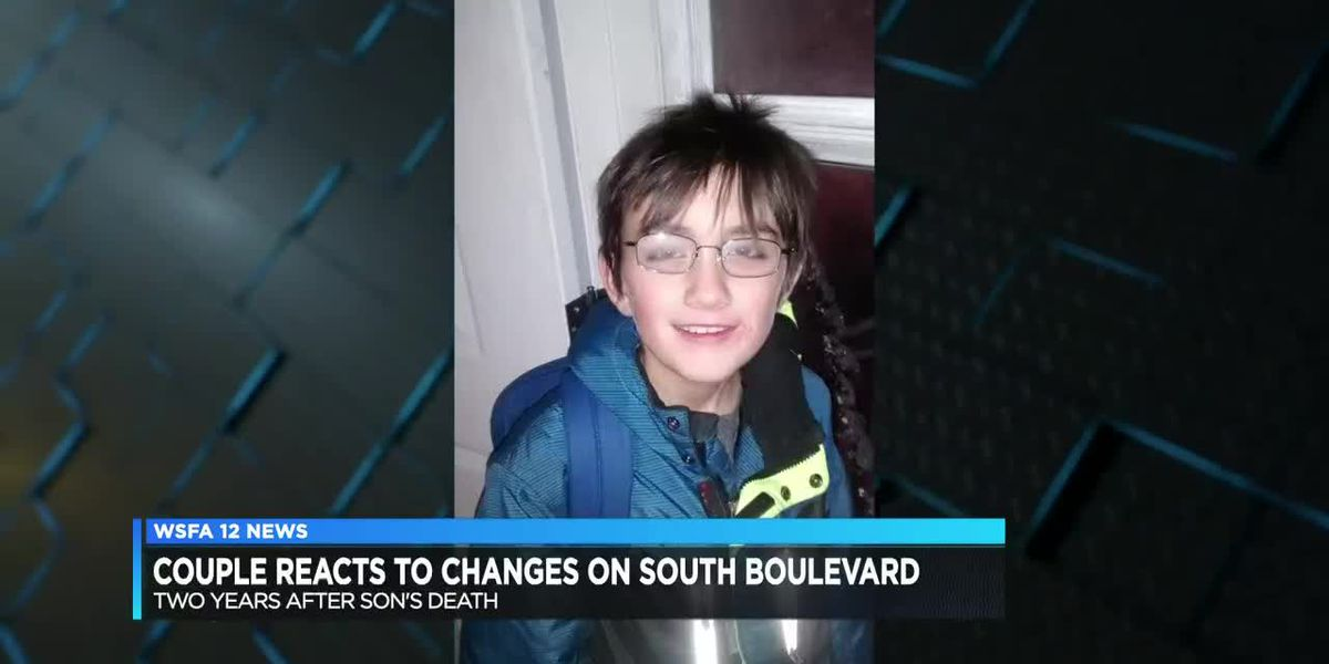 Parents of child killed on West South Boulevard react to new safety measures
