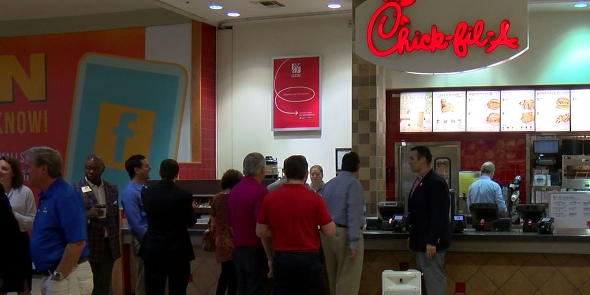 Eastdale Mall Chick-fil-A set to close