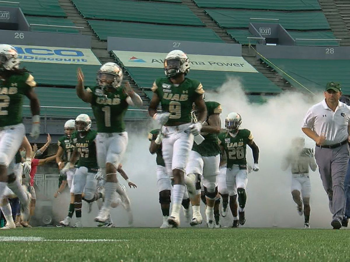 UAB without season opener after New Mexico St. postpones season