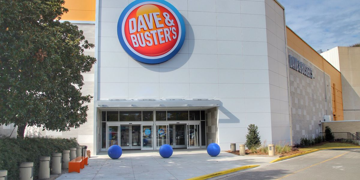 Dave & Buster's opens in Riverchase Galleria