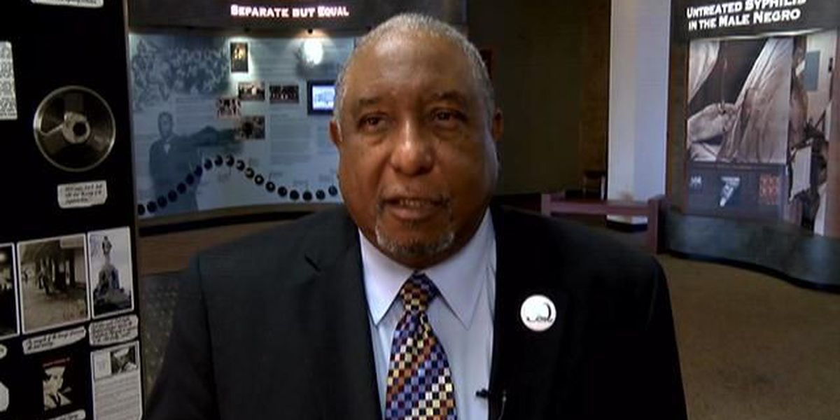 Civil rights activist speaks at Tuskegee History Center