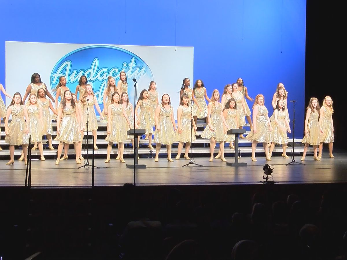 Choirs showcase their skills in Montgomery
