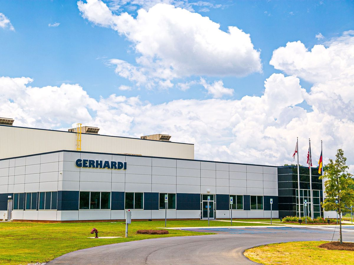 German auto supplier opens first North American facility in Montgomery