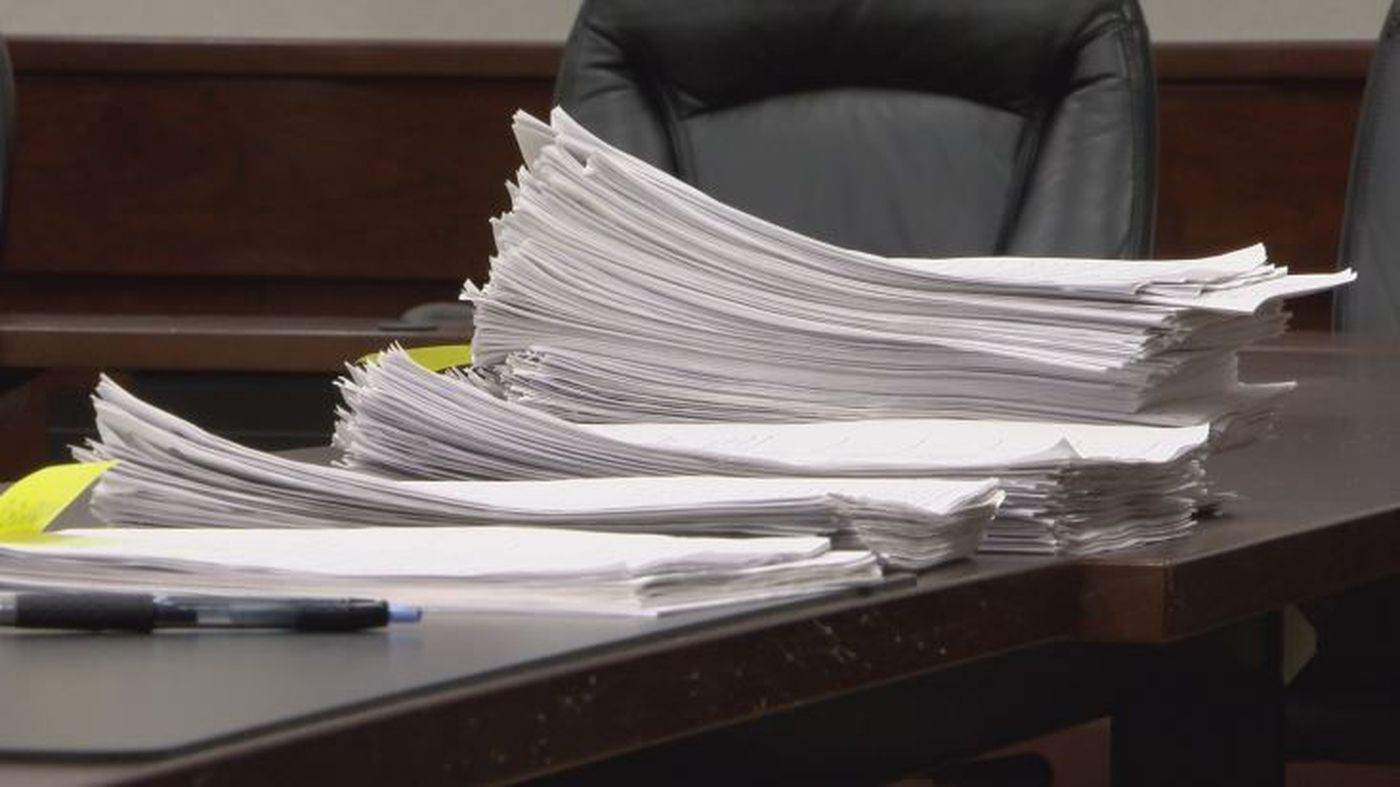 Montgomery County grand jury heard nearly 1000 cases in June session