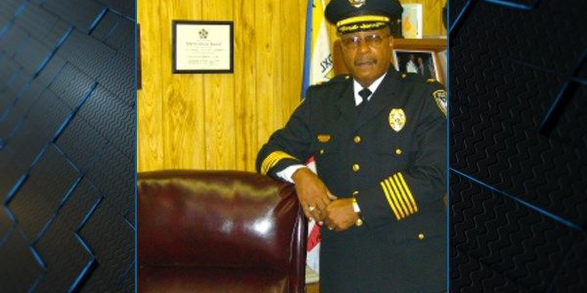 Tuskegee police chief Lester Patrick resigns