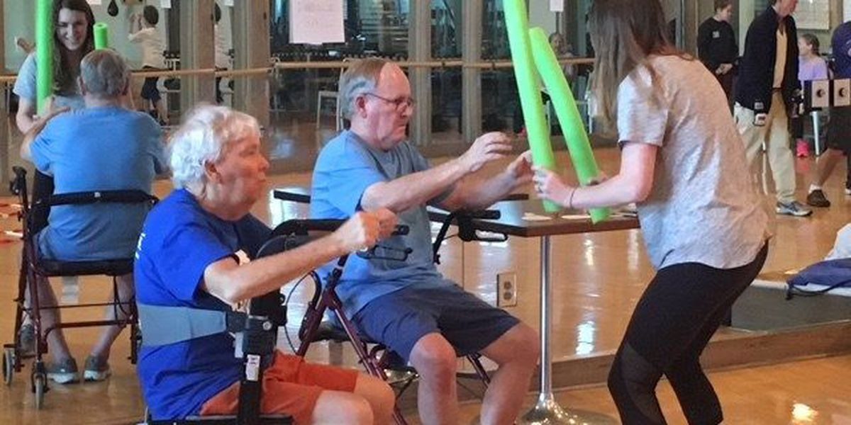 New Montgomery Rock Steady class knocking out Parkinson's