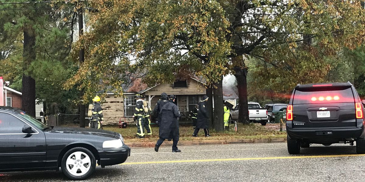Montgomery house fire under investigation