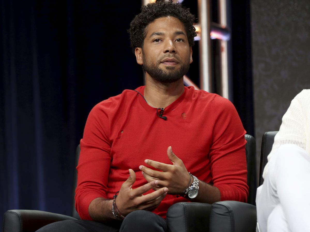 Police release 2 men questioned in Jussie Smollett case