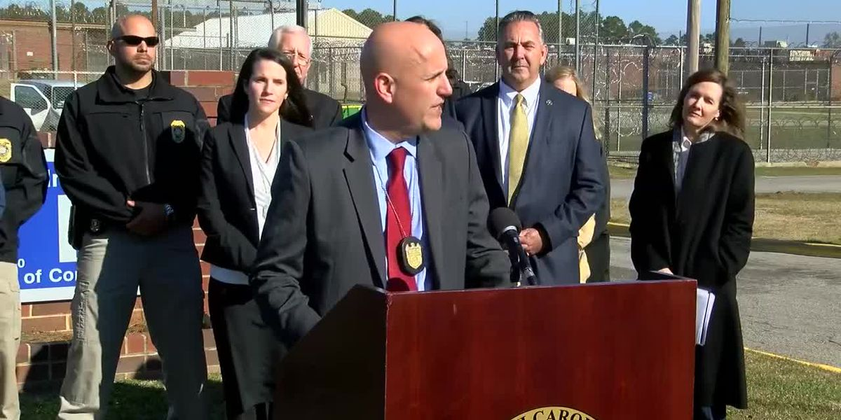 15 indicted in SC prison 'sextortion' scheme that targeted U S