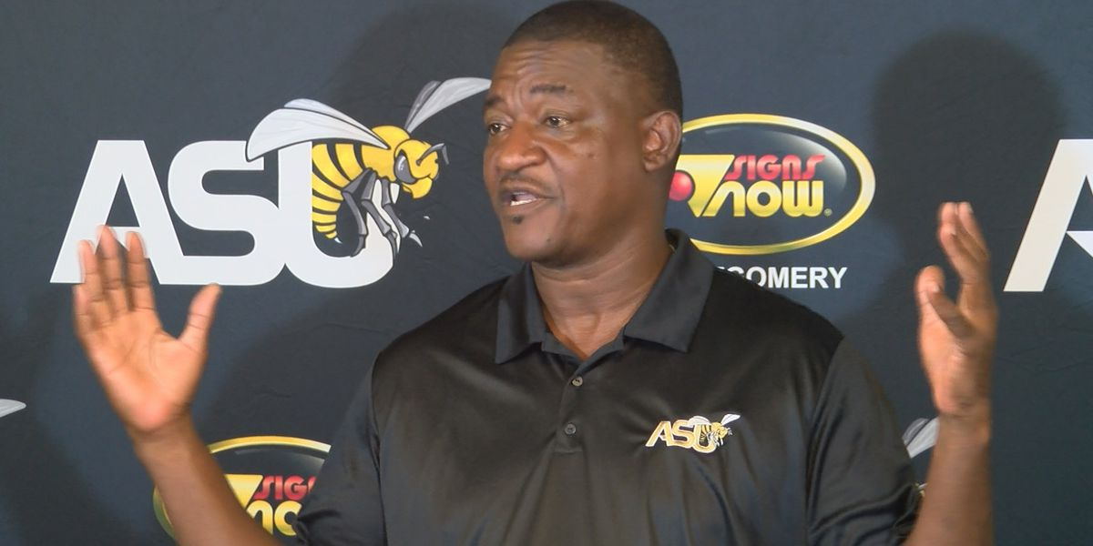 Alabama State celebrates win over Alcorn and turns focus to South Alabama