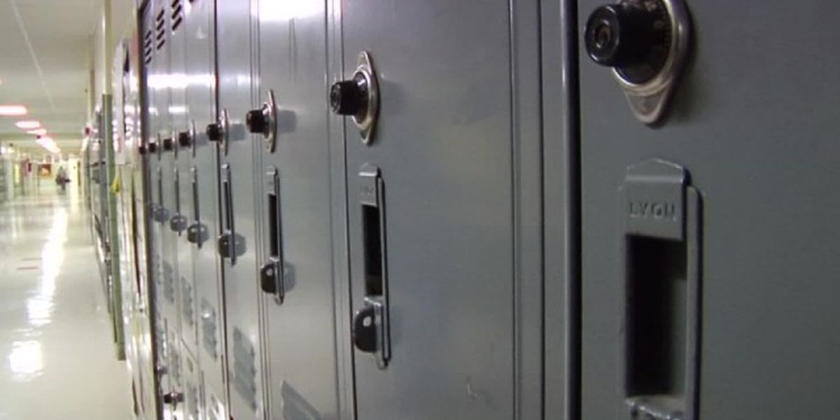 Student removed from school after BB gun found in locker