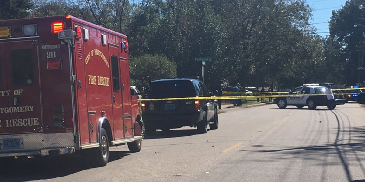 Man suffers life-threatening injuries in Montgomery shooting
