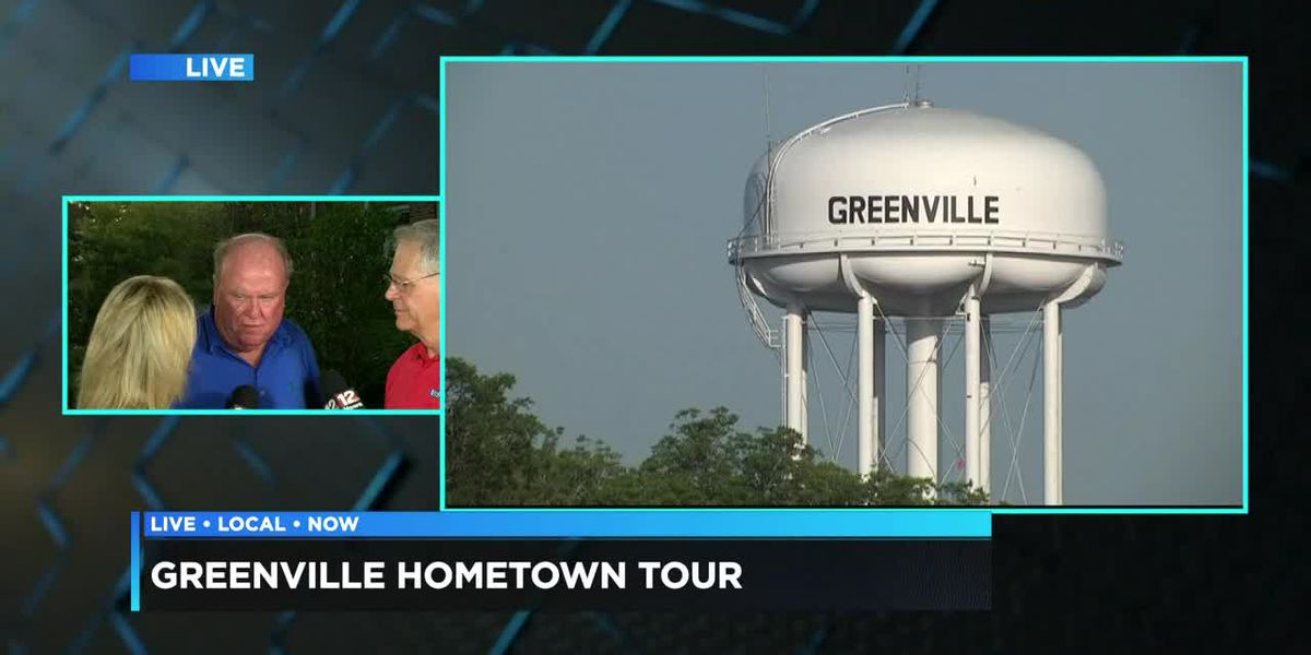 Hometown Tours: State of city of Greenville