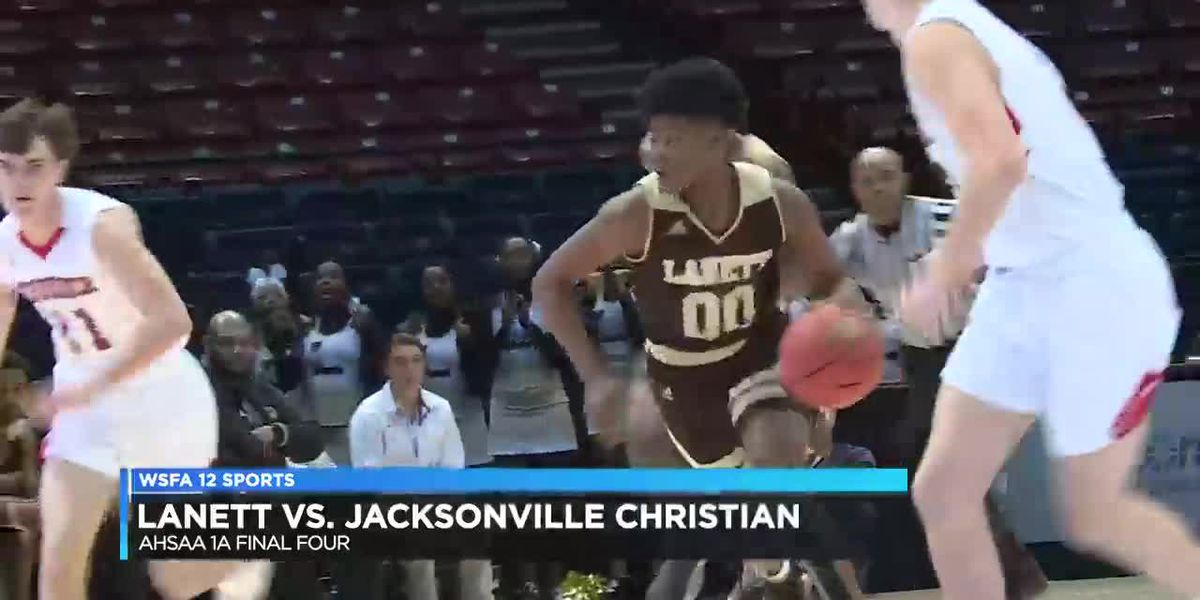 Fever Hoops Boys: Lanett vs. Jacksonville Christian
