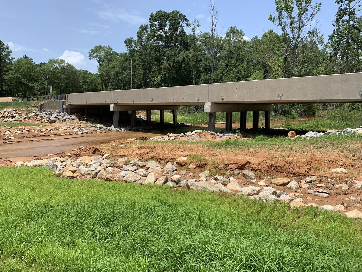 Bridge on Dale County Road 560 open for traffic