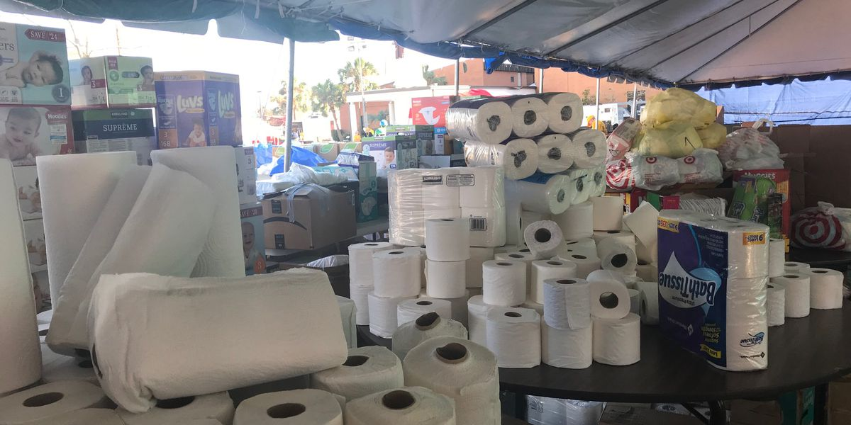 Donations provide much-needed supplies to Hurricane Michael victims