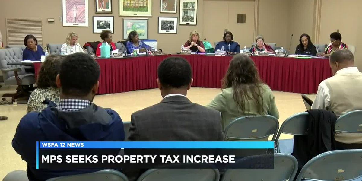 MPS calls special meeting; asks for ad valorem tax increase