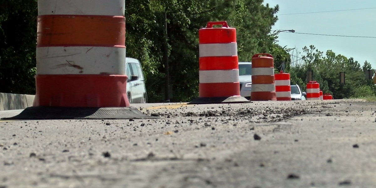 National Work Zone Awareness week encouraging motorists to pay attention