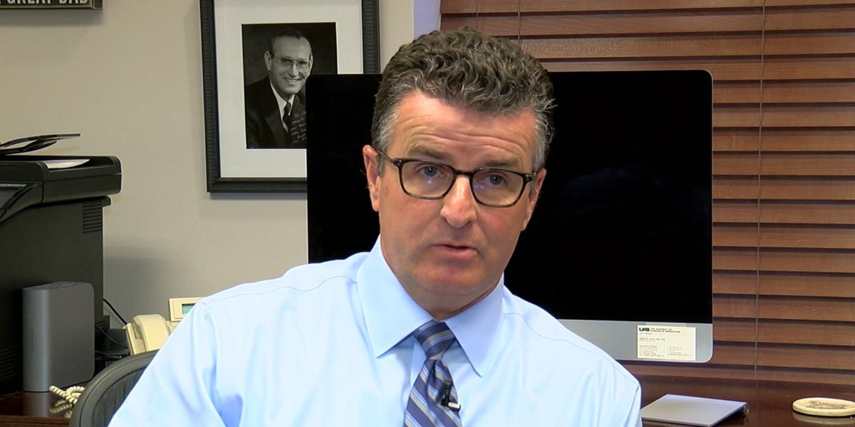 UAB's Chief Trauma Surgeon responds to NRA tweet