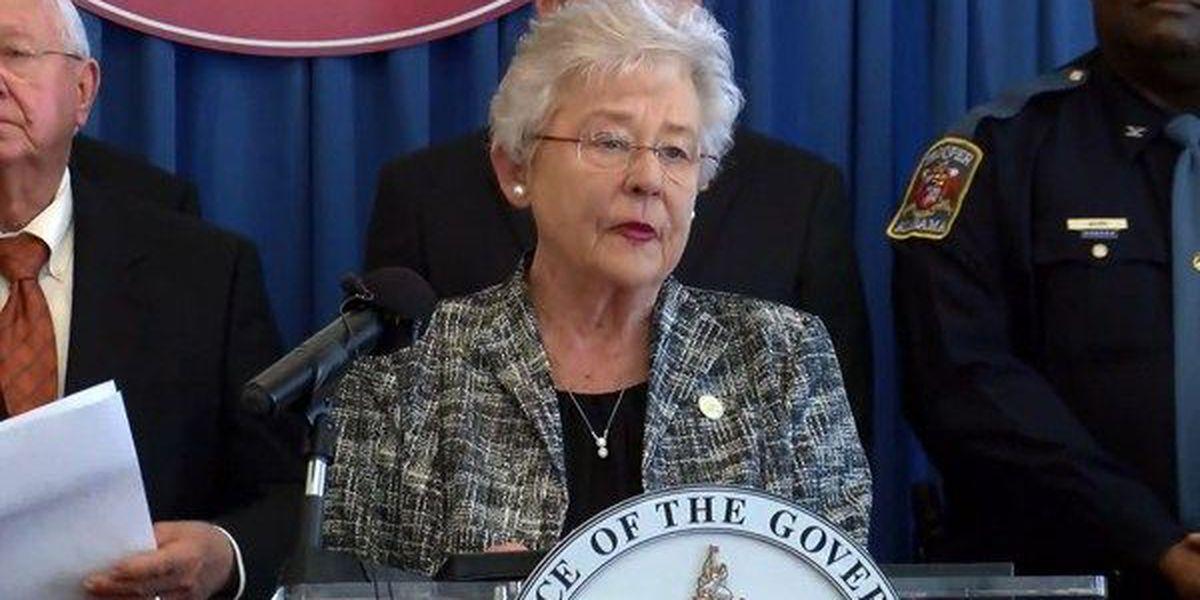 Gov. Ivey unveils 4-pronged school safety initiative