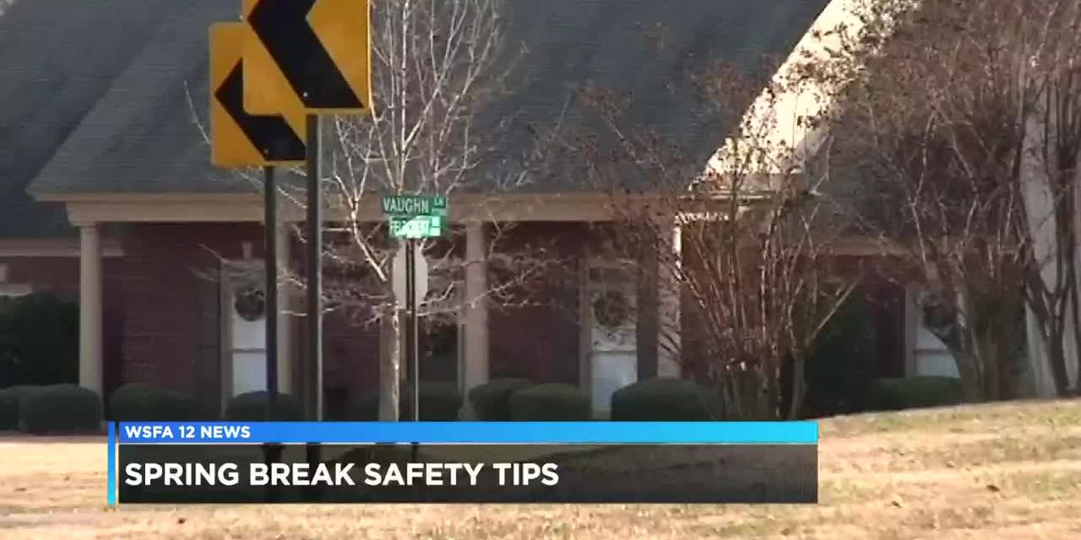 Dos and don'ts for a safe spring break