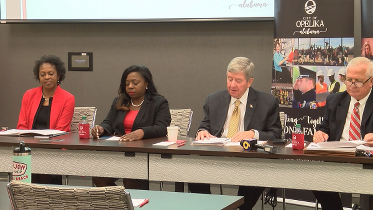 Opelika Crime Commission looks for way to strengthen community