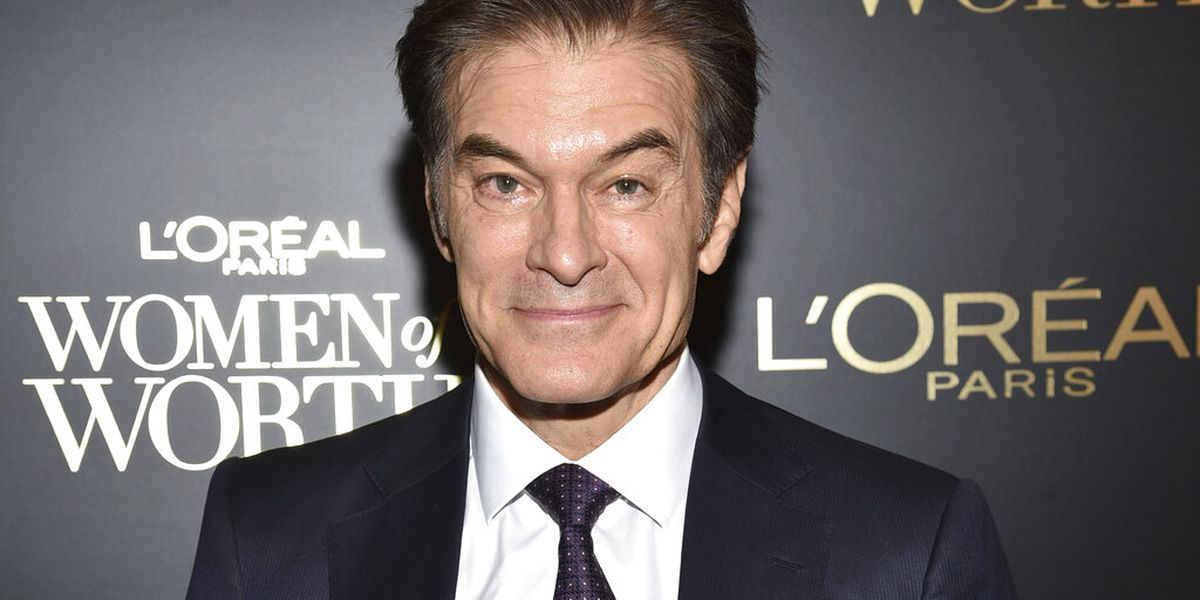 'Dr. Oz' aids police in resuscitating man at Newark airport