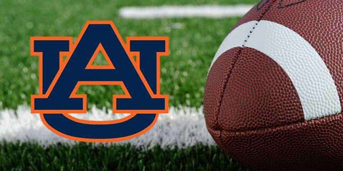 Auburn releases 2018 football schedule