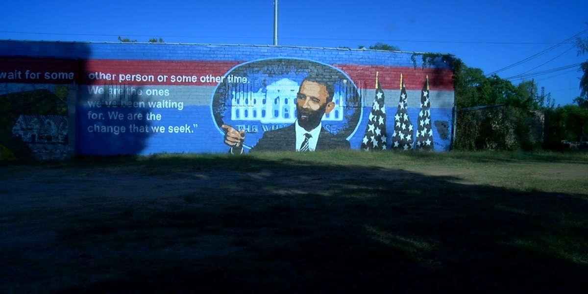 Birmingham mural of former President Barack Obama vandalized, community offering money for information