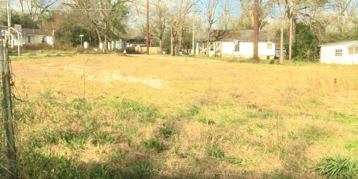 Dothan working to clean up contaminated lot