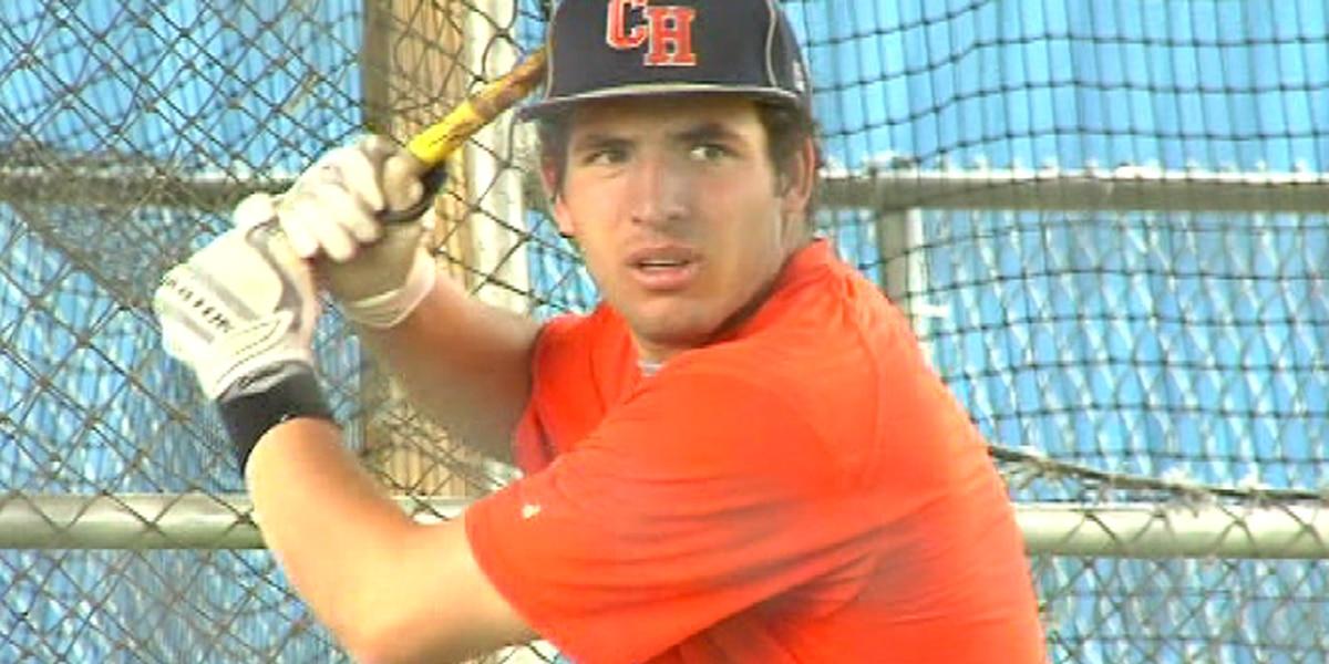 Former Trojan Chase Smartt named Charles Henderson baseball coach