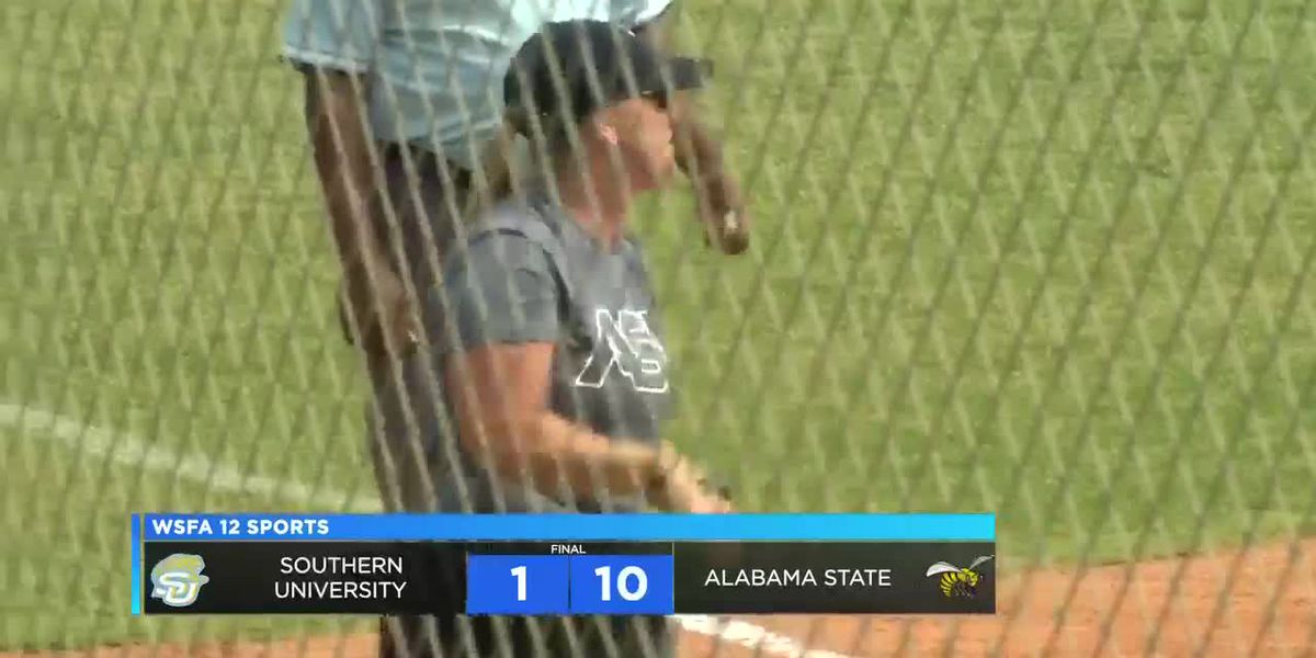 ASU softball opens SWAC tournament with big win