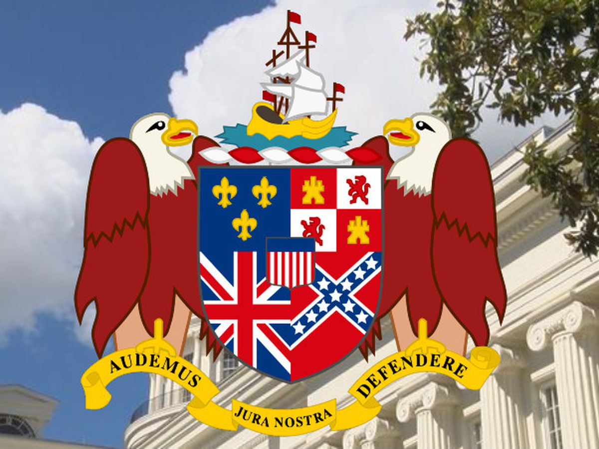 Bills would remove Confederate flag from Alabama Coat of Arms