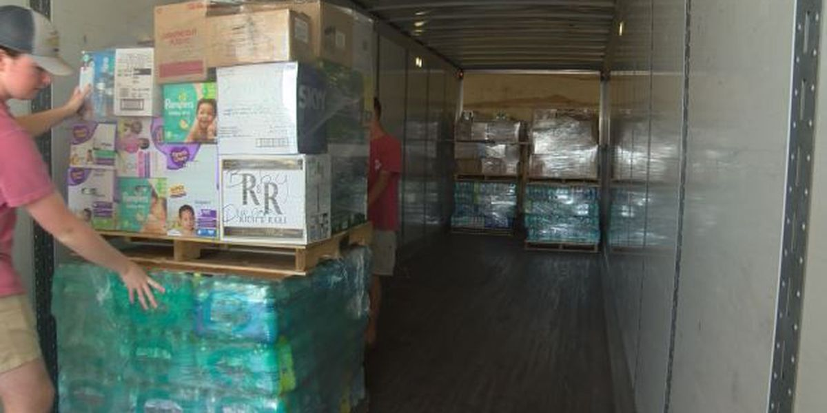 Prattville business heads to Houston for Harvey relief