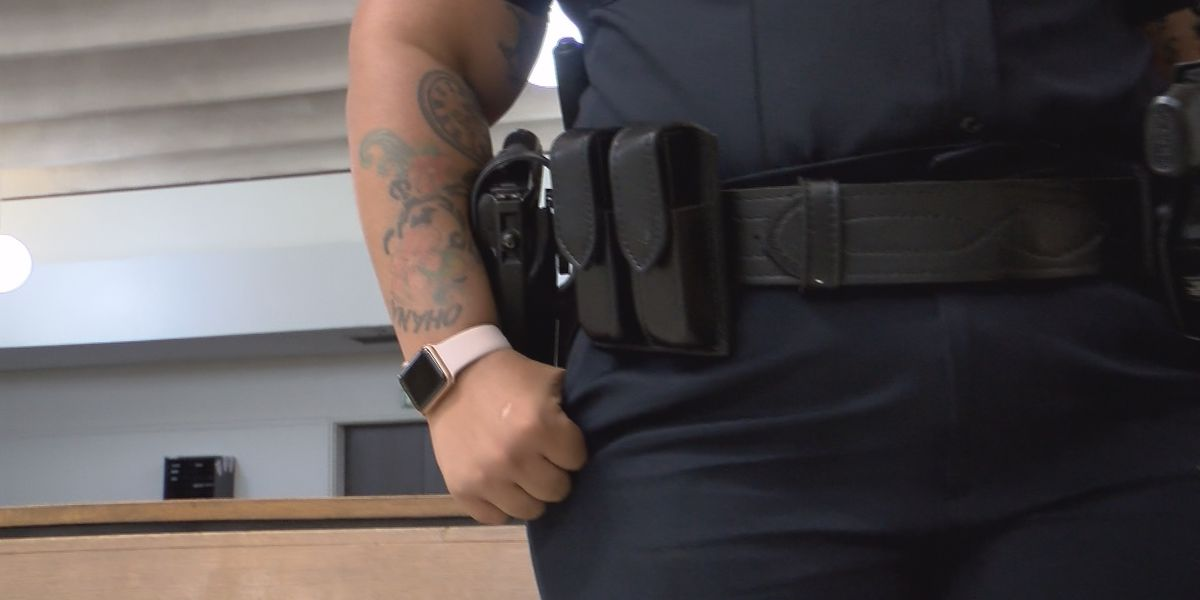 Montgomery Public Safety Department loosens restrictions on facial hair, tattoos