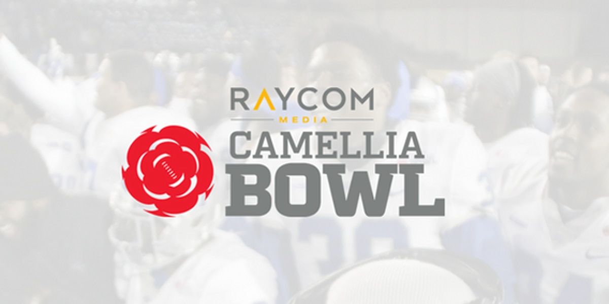 Parking lots, decks available for fan activities, Raycom Media Camellia Bowl