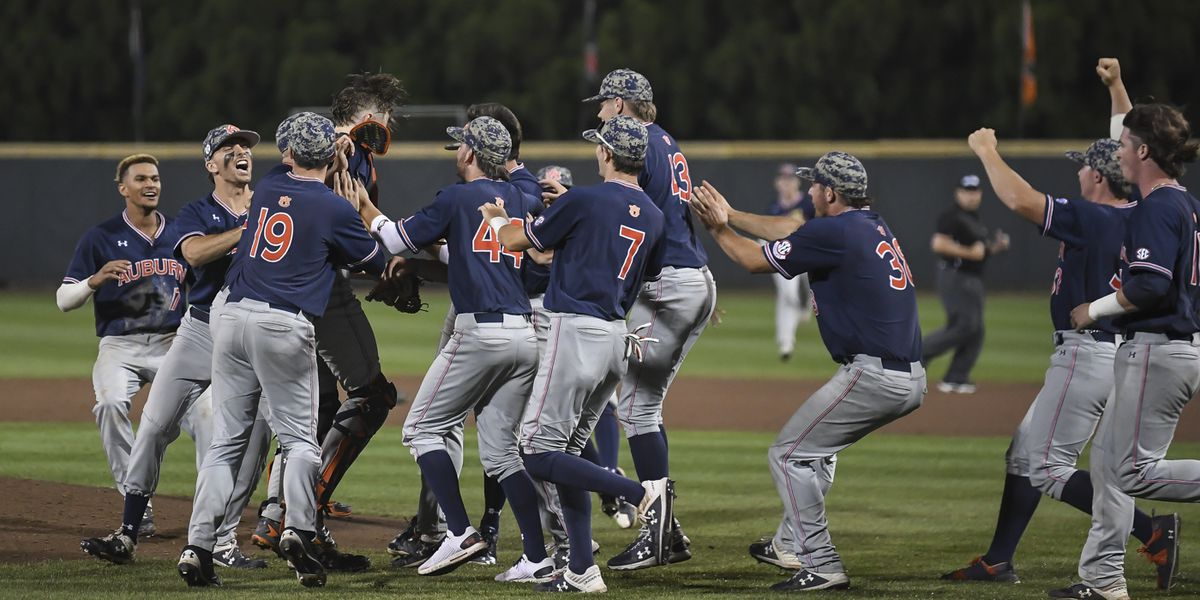 Auburn heading to Chapel Hill for Super Regional