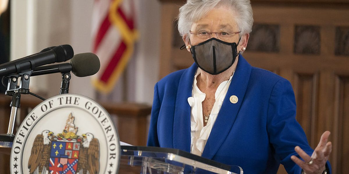 Gov. Ivey to visit areas hardest hit by last week's storms