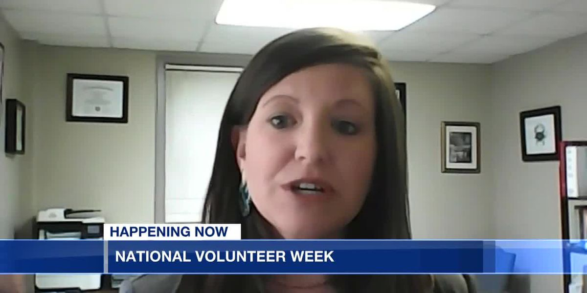 Virtual 'Volunteer of the Year' ceremony to celebrate National Volunteer Week